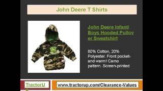 John Deere T Shirts