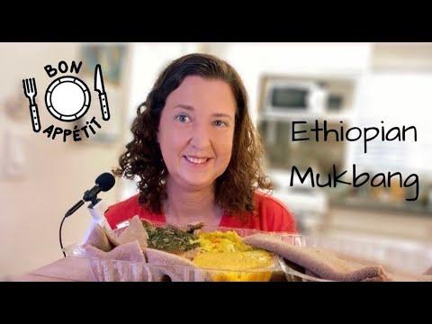 Mukbang | Ethiopian food