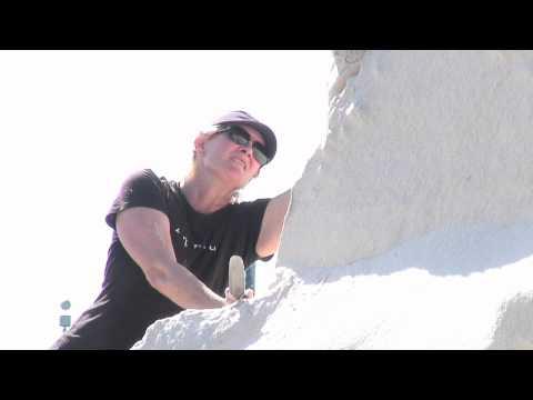 Art of Sand 2011 Sculptor Marjon Katerberg - A Journey