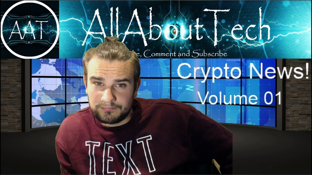 Crypto News! Volume 1 - Facebook, Nvidia, UpBit, Tron, New York