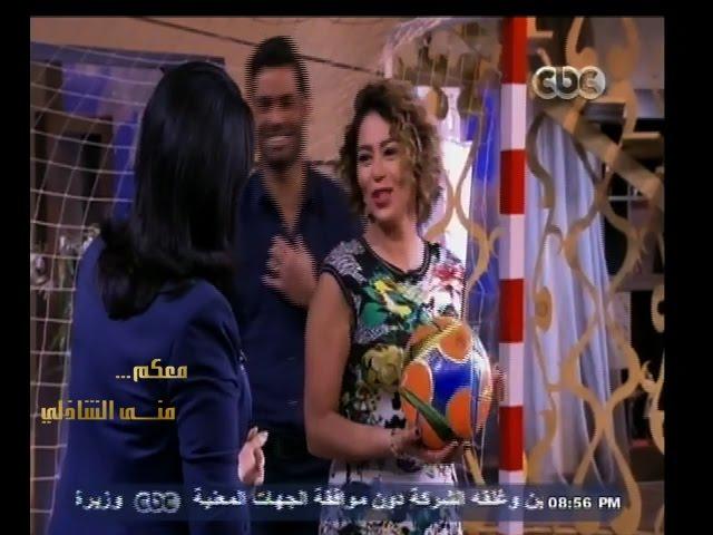 0d2b887be منى الشاذلي تكشف عن الفيلم الذي اعترض محمد عبد المنصف على ظهور زوجته لقاء  الخميسي به   خالد طه   في الفن