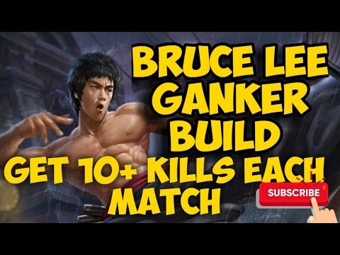 Bruce lee heroes evolved new build