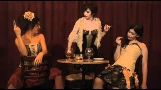 Fumando Ameno con Madame Gimeno. Growmed Valencia 2012 - Sal del Tiesto y ven al jardín
