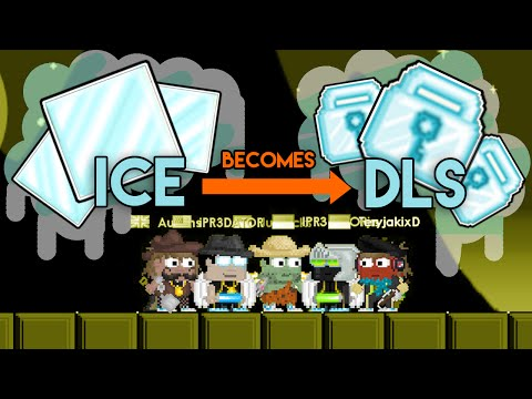 How to Get Rich with Ice Farming (+ Giveaways) | Growtopia
