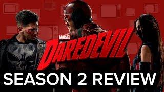 DAREDEVIL Season 2 Review - Netflix Original (spoiler free)