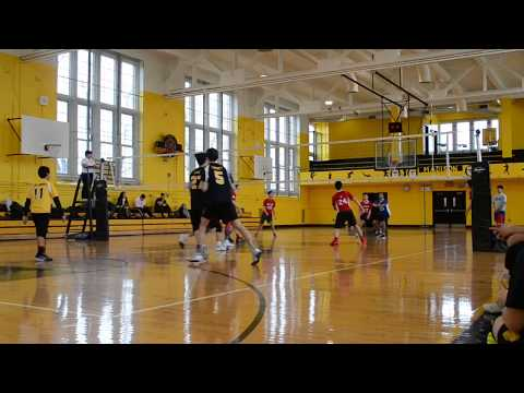 Madison Vs Stuyvesant - Boys Volleyball Scrimmage 2017