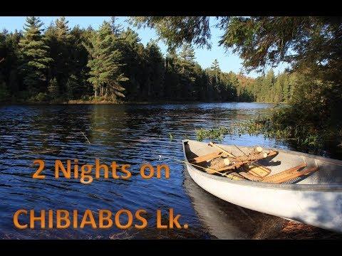 A trip to Chibiabos Lk.