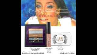 #AaliyahForMAC Campaign - Monie love talks about the campaign for Aaliyah and Mac Cosmetics