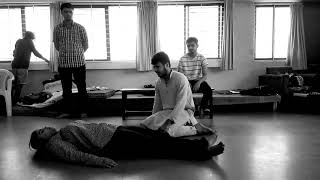 Gang Rape||Hindi play|| Rehearsal time ||