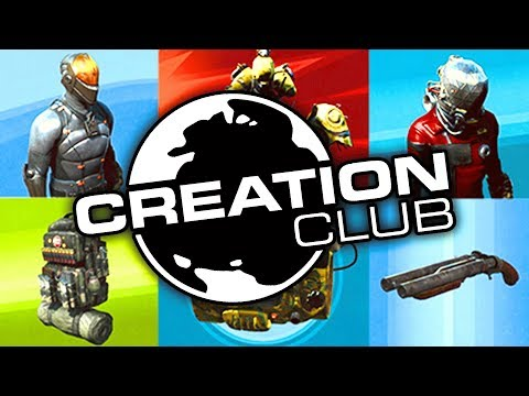 Fallout 4 Creation Club - Beta Update, Available Mods, Cost of Credits!