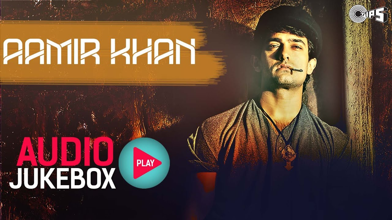 Best Aamir Khan Song Collection Audio Jukebox Youtube