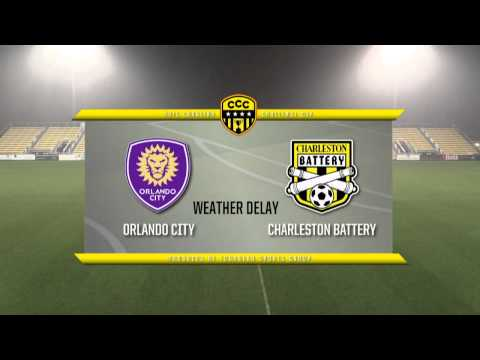 2015 Carolina Challenge Cup - Orlando City SC vs. Charleston Battery