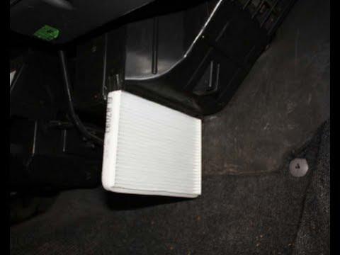 Comment Remplacer Le Filtre 224 Air D Habitacle Filtre 224