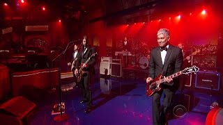 Letterman's final show Everlong HD