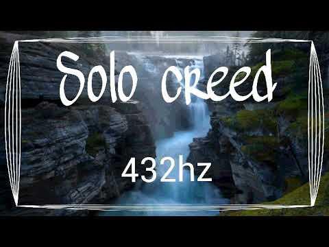 Solo creed 432hz