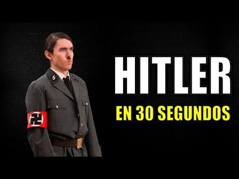 HITLER EN 30 SEGUNDOS