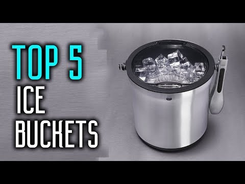 Best Ice Bucket Reviews In 2018