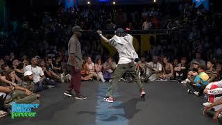 Joseph Go vs Franky Dee TOP 6 Hiphop Forever - Summer Dance Forever 2019