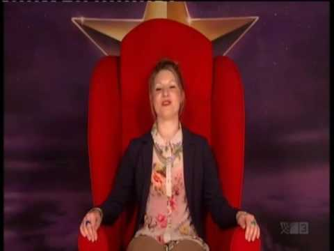 Graham Norton - New Zealander in the chair 2