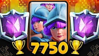 GODLIKE 3 MUSKETEERS GAMEPLAY | 7,750 TROPHY DECK