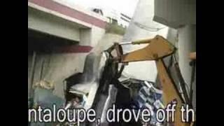 txdot woking for you cantaloupe truck wreck at i 20 us 69