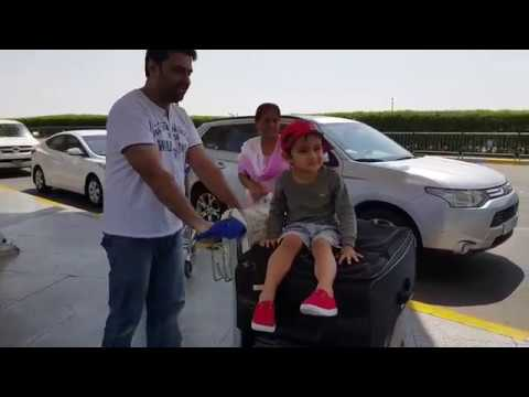 Abu Dhabi Airport UAE Tour | Family Travel Fun | Cabin Crew | Mamta Sachdeva |