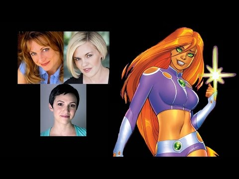 Comparing The Voices - Starfire