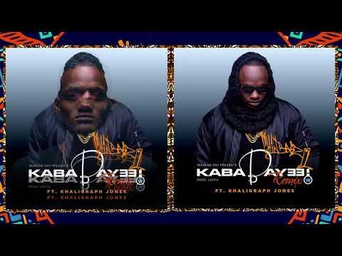 Chin Bees ft  Khaligraph -  Kababaye Rmx
