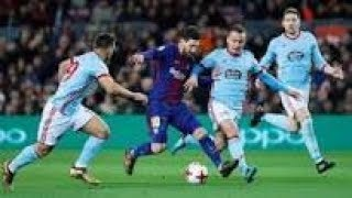 Download Video FC Barcelona V Celta Vigo (5-0), goals summary of 11/01/2018, King's Cup MP3 3GP MP4