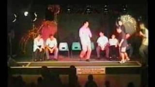 Ray Ronson International Stage Hypnotist (Micheal Jackson)