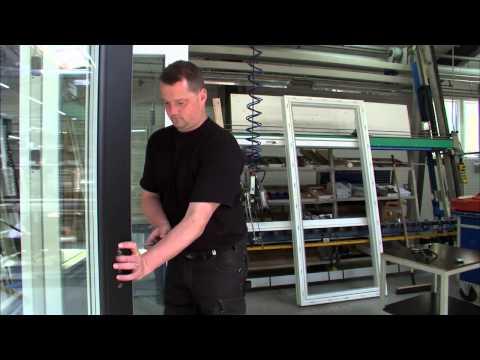 How to mount cylinderlock on patio doors