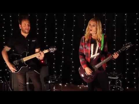 Blackstar Amplification webcast with Nita Strauss from Alice Cooper