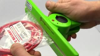 видео устройство для запайки пакетов