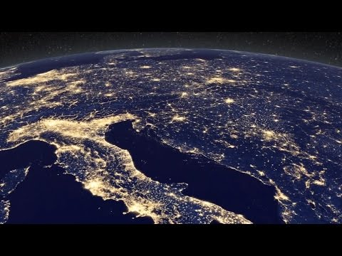 Italia maglia nera per l'inquinamento luminoso