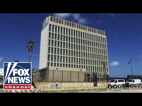 Cuba sonic attacks on US Embassy may have been unintentional