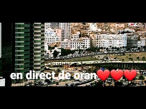 Hasnaoui en direct d'oran et marseille.  حسناوي في وهران و مرسيليا
