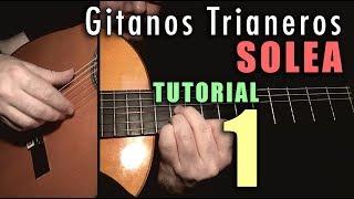 Pulgar Exercise - 33 - Gitanos Trianeros (Solea) INTRO by Paco de Lucia