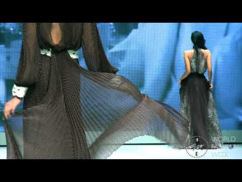 WFW Addy Van Den Krommenacker - Indonesia Fashion Week 2013 - Runway Show