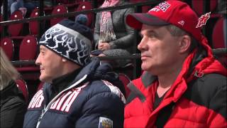Финал Кубка Главы Новокузнецка по хоккею