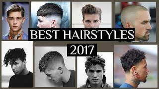 Best Hairstyles for Men in 2017 | Top Hairstyles Trends for Men in 2017