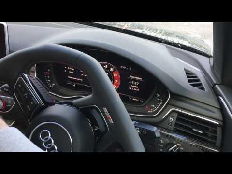 Audi S4 steering issue (B9)
