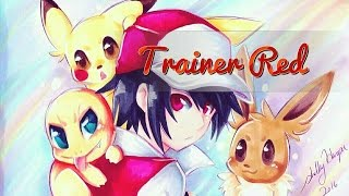Speed Drawing - Trainer Red