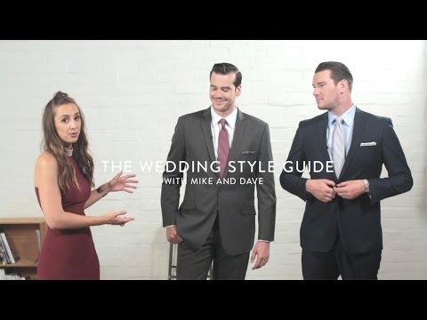 Semi Formal Wedding Attire Male 1