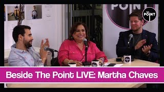 Beside The Point LIVE: Martha Chaves