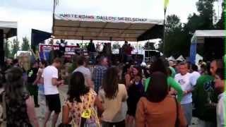 Open the Gate sound @ Future Reggae Ruigoord 2012 (The Movie)