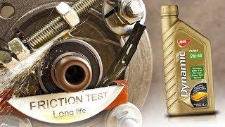 Mol Dynamic Prima 5W40 Jak skutecznie olej chroni silnik?