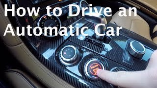 Automatic कार कैसे चलते है ? | Learn to drive an Automatic Transmission car in Hindi