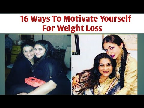16 Ways to Motivate Yourself For Weight Loss