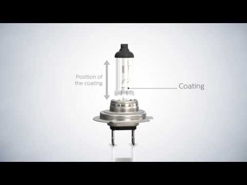 Philips halogen bulbs - What is the color temperature?