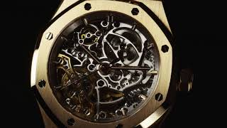 Royal Oak Double Balance Wheel Openworked - Audemars Piguet